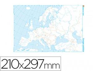 mapas-mudos-europa