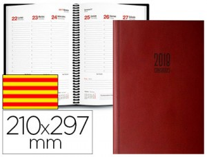 Agenda con gusanillo online - Comprar agendas online en tienda de material para oficina Valencia