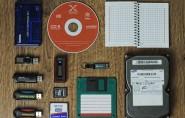 Memorias USB y discos duros, material para oficina en Valencia